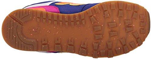 New Balance Unisex-Kinder Kl574 Lauflernschuhe purpur/pink