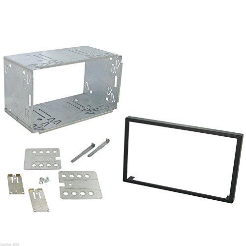 Pioneer Avh-x8500bt de remplacement double DIN Cage Kit Surround radio l'interface de l'Autoradio
