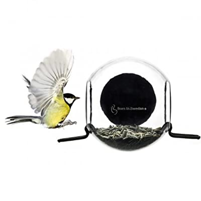 Born in Sweden Window Bird Feeder by STORE