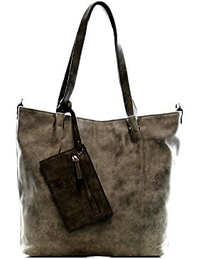 Maestro Surprise 16 Bag in Bag Shopper Tasche 41 cm
