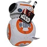 BB-8 25cm Astromech Droide Robot BB8 Plüschpuppe Film Star Wars Super Weich Neu Original Lizensware Plüschfiguren Plüsch Hohe Qualität Disney Lucasfilm