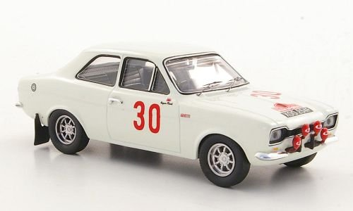 ford-escort-mki-1600-tc-no30-rclark-gporter-rally-acropolis-1968-modellauto-fertigmodell-trofeu-143