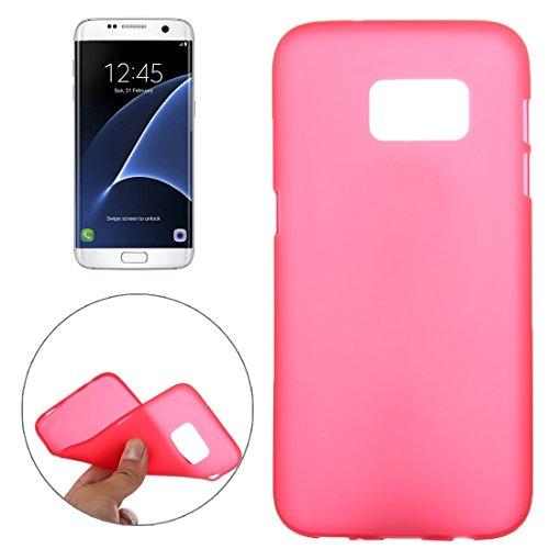 Tpu-fall 3 Samsung Tab (Schützen Sie Ihr Mobiltelefon Custer Textur Horizontale Flip Solid Farbe Leder Tasche mit Drei-Falten Halter für Lenovo TAB 2 A10-30 X30F, 10,1 Zoll für Samsung Handy ( Farbe : Rot ))