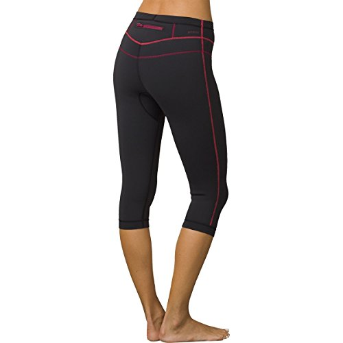 prAna Ara Swim Tight Black Pop