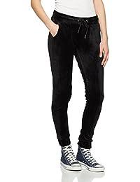 Urban Classics Damen Hose Ladies Velvet Pants