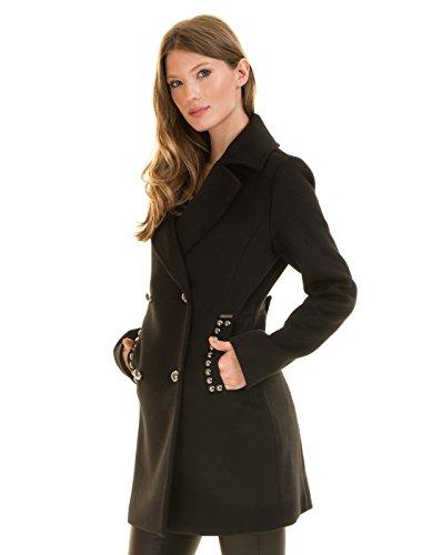 Guess black coat URSOLA