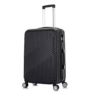 Frentree-Hartschalen-Koffer-02-Trolley-Reisekoffer-Handgepck-mit-4-Rollen-M-L-XL-Set-zum-Auswahl