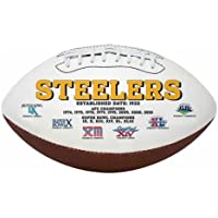Rawlings NFL-Team Signature Series Full Größe Fußbälle (Alle Team, für)