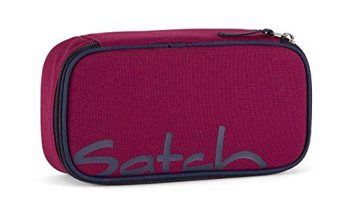 Preisvergleich Produktbild Satch Schlamperbox Pure Purple 408 lila dunkelblau