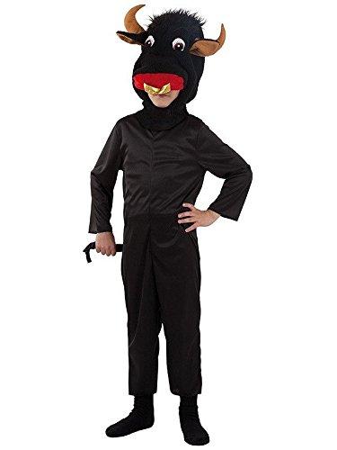 Imagen de disfraz toro infantil  único, 3 a 5 años