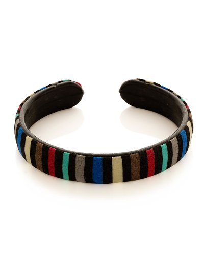 Voylla Striped Band Bracelet  available at amazon for Rs.250