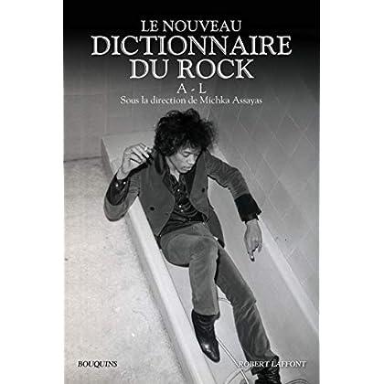 Le Nouveau Dictionnaire du rock - Tome 1 (01)
