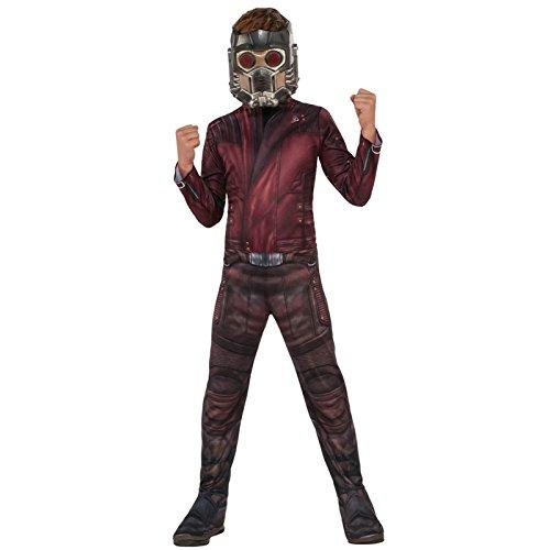Marvel-I-630775S-Dguisement-Classique-Starlord-avec-Couvre-bottesMasque