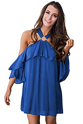Ladies Royal - Vestido Azul