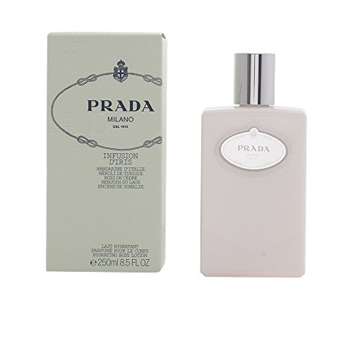 Prada Infusion D'Iris femme / woman, Bodylotion 250 ml, 1er Pack (1 x 250 ml) - Infusion Lotion