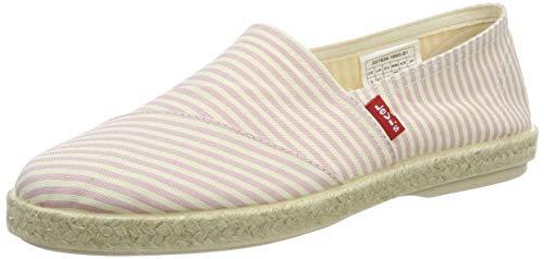 Levis Footwear and Accessories Damen Rosedale Espadrilles, Pink (Light Pink 81), 40 EU