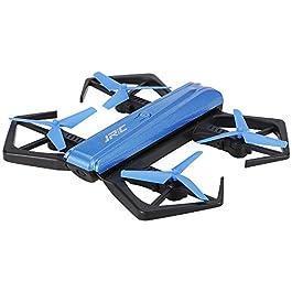 Goolsky JJR / C H43WH Cablaggio WiFi FPV 720P HD Macchina Fotografica a quadrotti G-sensore Pieghevole Mini RC Selfie Drone