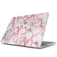 """BURGA Coque rigide pour Macbook Pro 13 - 13,3 pouces avec ou sans touchbar & touch ID, série Marble Attention: Le coque convient seulement au Macbook Pro 13"""": A1989 / A1706 /A1708, veuillez donc vérifier le modèle de votre Macbook indiqué au dos ..."""
