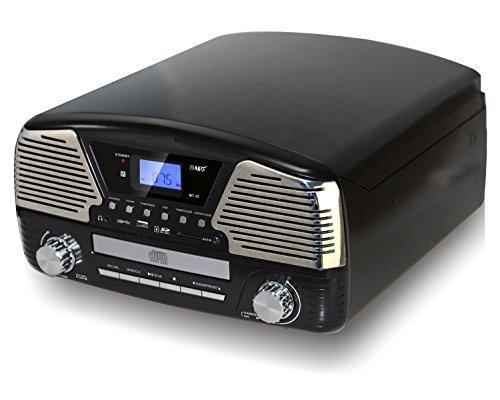 camry-cr-1134-b-radio-und-schallplattenspieler-mit-cd-mp3-usb-aufnahmefunktion-schwarz