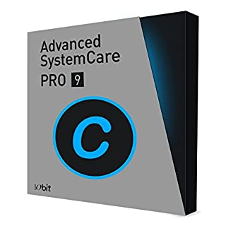 IObit Advanced SystemCare 9 Pro - 3 PC 1 Year [Download]