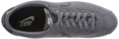 Nike Classic Cortez Se, Scarpe da Ginnastica Basse Uomo Grigio (Cool Grey/black-sail 006)