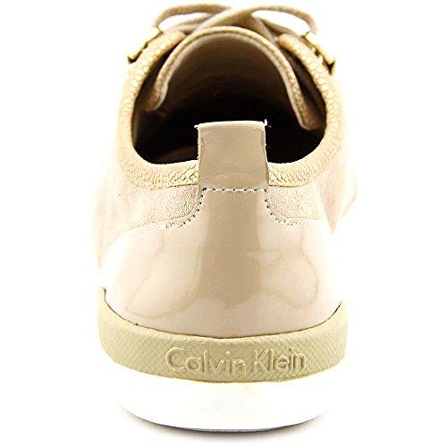 Calvin Klein Tanita Daim Baskets Dk Gold-Cocoon