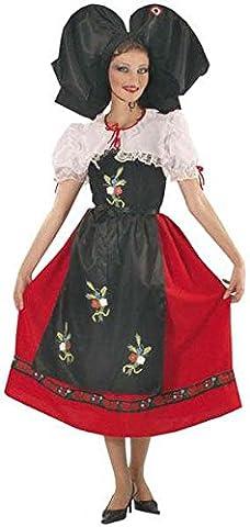 Alsacien Costume - Déguisement Alsacienne taille