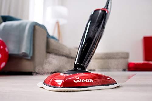 Vileda Steam Dampfreiniger (für hygienische und gründliche Sauberkeit) - 4
