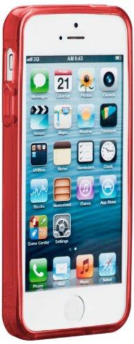 Cloud Olo-Cover per Apple iPhone 5, motivo P Glacier Crest -Red