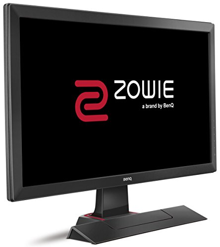 BenQ ZOWIE RL2455 24 inch Gaming Monitor for Console e Sports Lag Free know-how Game Modes Black eQualiser Dark Grey Products