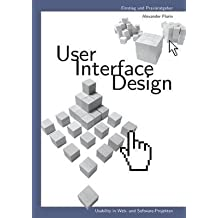 [(User - Interface - Design)] [By (author) Alexander Florin] published on (June, 2015)