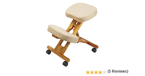 Archimede sedia sgabello svedese da ufficio ortopedico ergonomico in