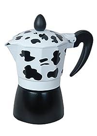 City Tea & Coffee Percolater 2cup coffee maker ( silver )