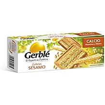 Gerblé - Galletas sésamo - Galletas de cereales - 230 g - [Pack de 4]