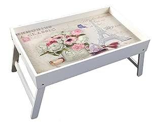 gmmh original laptop tablett holzunterlage klapp tisch bett tablett fr hst ckstablett. Black Bedroom Furniture Sets. Home Design Ideas