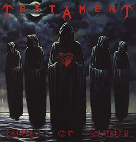 Souls of black (1990) [Vinyl LP]
