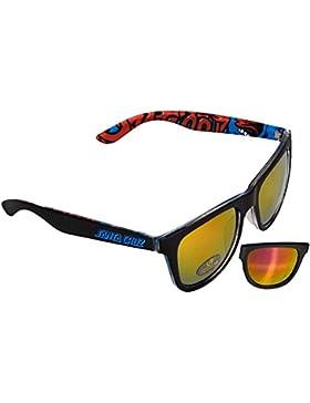 Santa Cruz - Gafas de sol - para hombre Negro negro