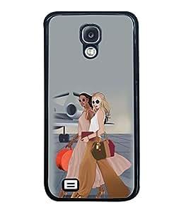 PrintVisa Lovely Babies High Gloss Designer Back Case Cover for Samsung Galaxy S4 I9500 :: Samsung I9500 Galaxy S4 :: Samsung I9505 Galaxy S4 :: Samsung Galaxy S4 Value Edition I9515 I9505G