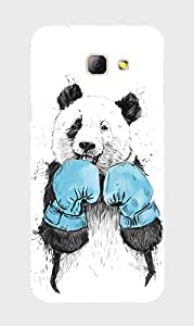 Back Cover for Samsung Galaxy A7 2016 Boxing Panda