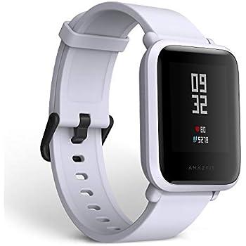 Xiaomi Huami Amazfit Bip Smart Watch Blanco cloud: Xiaomi ...