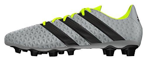 Adidas Ace 16.4 Fxg, Scarpe da Calcio Uomo, Multicolore Plata (Plamet / Negbas / Amasol)