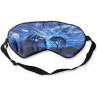 Lakes Water Island Sky Trees Sleep Eyes Masks - Comfortable Sleeping Mask Eye Cover For Travelling Night Noon... preisvergleich bei billige-tabletten.eu