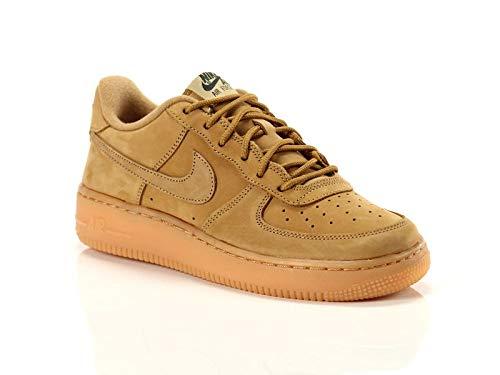 the latest 06793 9a273 Nike Air Force 1 Winter PRM GS, Zapatillas de Deporte para Hombre, Flax