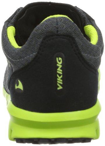 Viking Maverick Gtx, Scarpe Sportive-Indoor Unisex – Bambini nero (Schwarz (288))