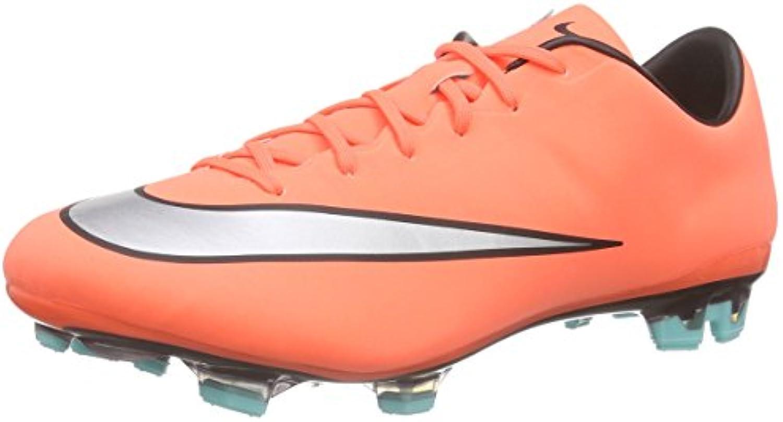 Nike Mercurial Veloce II FG Botas de fútbol, Hombre