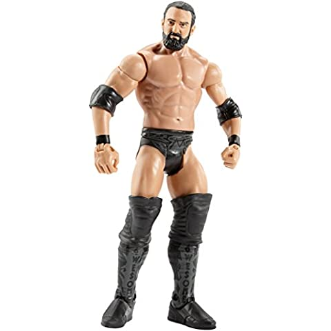 WWE - Figuras básica Damien Sandow (Mattel CJB55)