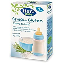 Hero Babynatur Crema de Arroz - 300 gr
