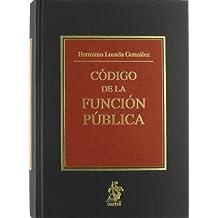 Código de la Función Pública (Codigos (iustel))