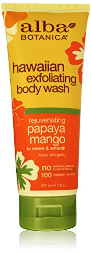 alba-botanica-hawaiian-papaya-mango-exfoliating-body-wash-7-ounce-by-alba