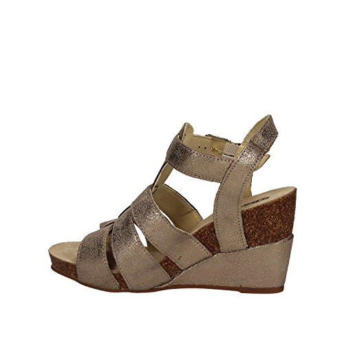 IGI&CO 7859 Sandalo Zeppa Donna Taupe